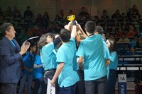 Click to view album: First Lego League 2018