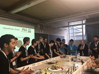 Click to view album: First Lego League 2017