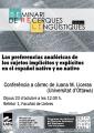 """""""Las preferencias anafóricas de los sujetos implícitos y explícitos en el español nativo y no nativo"""""""
