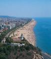 Calella, municipi turístic