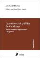 La universitat pública de Catalunya