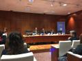 Defensa tesi Irene Araguàs, UB, Facultat de Dret