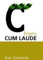 Premis Cum Laude, Dret i Economia