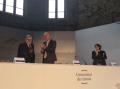 Narcís Comadira, doctor honoris causa de la Universitat de Girona