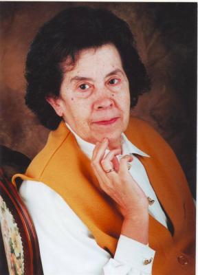 Retrat de Maria Àngels Anglada a la dècada dels noranta