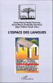 L'espace des langues