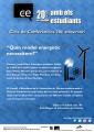 """Cartell """"Quin model energètic necessitem?"""""""