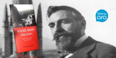 Presentació 'Rafael Masó, arqueòleg' de Joaquim Nadal i Rosa M. Gil