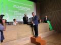 Els tallers de robòtica de ViCOROB reben la distinció Jaume Vicens Vives per la seva qualitat docent