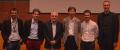 Tres líders mundials en Química Supramolecular
