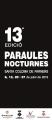 Paraules nocturnes