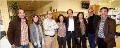 Rector Sergi Bonet i el seu equip de govern