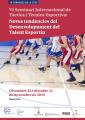 Cartell del VI Seminari Internacional de Tàctica i Tècnica