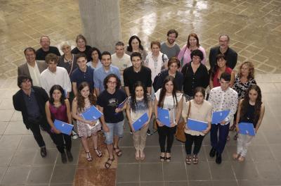 Acte lliurament Premis Treballs de recerca