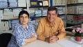 Mònica González i Ferran Casas