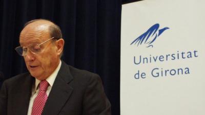 Salvador Carrera, ex president del Consel Social ens ha deixat