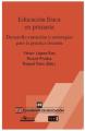 """Portada Llibre Horsori """"Educación Física en Primaria"""""""