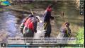 Vídeo pesca elèctrica a la Tordera