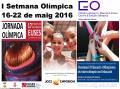 Cartell Setmana Olímpica