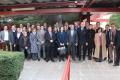 En la imatge podem veure tots els participants del Congrés, entre ells els Srs. Jordi Sargatal (Secretari de la Càtedra d'Esport i Educació Física) i Jordi Congost (Regidor d'Esports de l'Ajuntament de Banyoles).