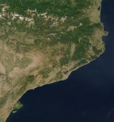 El litoral de Catalunya
