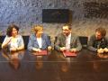 Anna Prior, Anna M. Geli, Toni Reig i Pere Soler