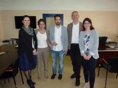 Fabrizio Barozzi, professor de la UdG, guanya el prestigiós premi Mies van der Rohe