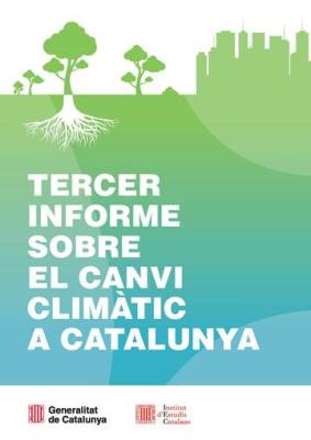 Tercer informe sobre el canvi climàtic a Catalunya