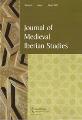 Journal of Medieval Iberian Studies