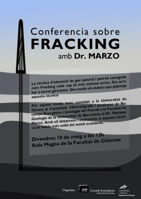 Fracking amb Dr.Marzo