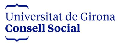 Convocatòria d'ajuts 2019 per a dur a terme Projectes Institucionals