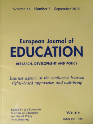 European Journal of Children's Rights
