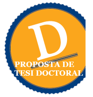 Proposta de Tesi Doctoral