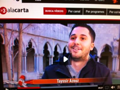 estudiant doctorat Tayssir Azouz