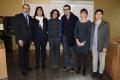 Stefania Carneiro, directors Tesi i membres Tribunal