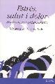 """Portada llibre """"Estrès, salut i dolor"""""""