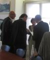 Reunió sobre els Fons estructurals i RIS3CAT i l'estratègia industrial per a Catalunya