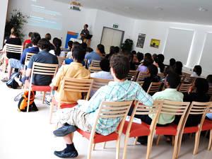 seminar WasserCluster Lunz