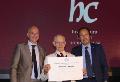 Peter J. Balsells és investit doctor honoris causa per la UdG