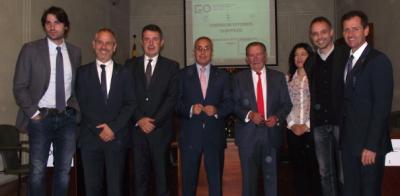 Acte inaugural del Centre d'Estudis Olímpics Universitat de Girona