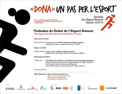 Programa de les Jornades de Debat