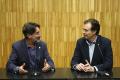 A la foto, Ramon Moreno i Pere Cornellà