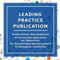 La UdG entre les bones pràctiques d'Educació per al Desenvolupament Sostenible
