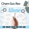 Portada de la revista Chemical Society Reviews
