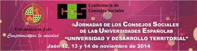 Jornades dels Consells Socials de les Universitats Espanyoles a JAÈN