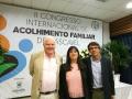 Robbie Gilligan, Carme Montserrat i Paulo Delgado