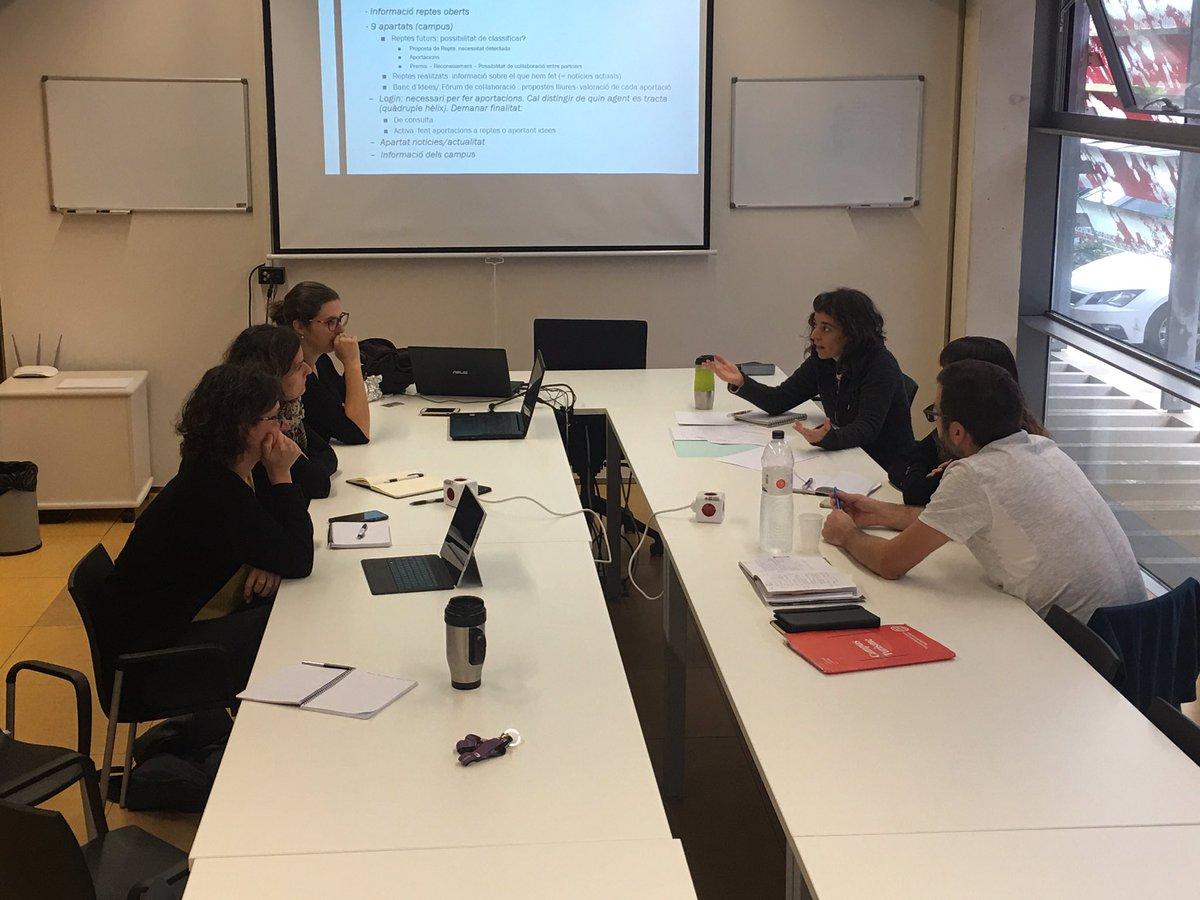 La Universitat de Girona inicia les accions del PECT 'Girona, ecosistema innovador'