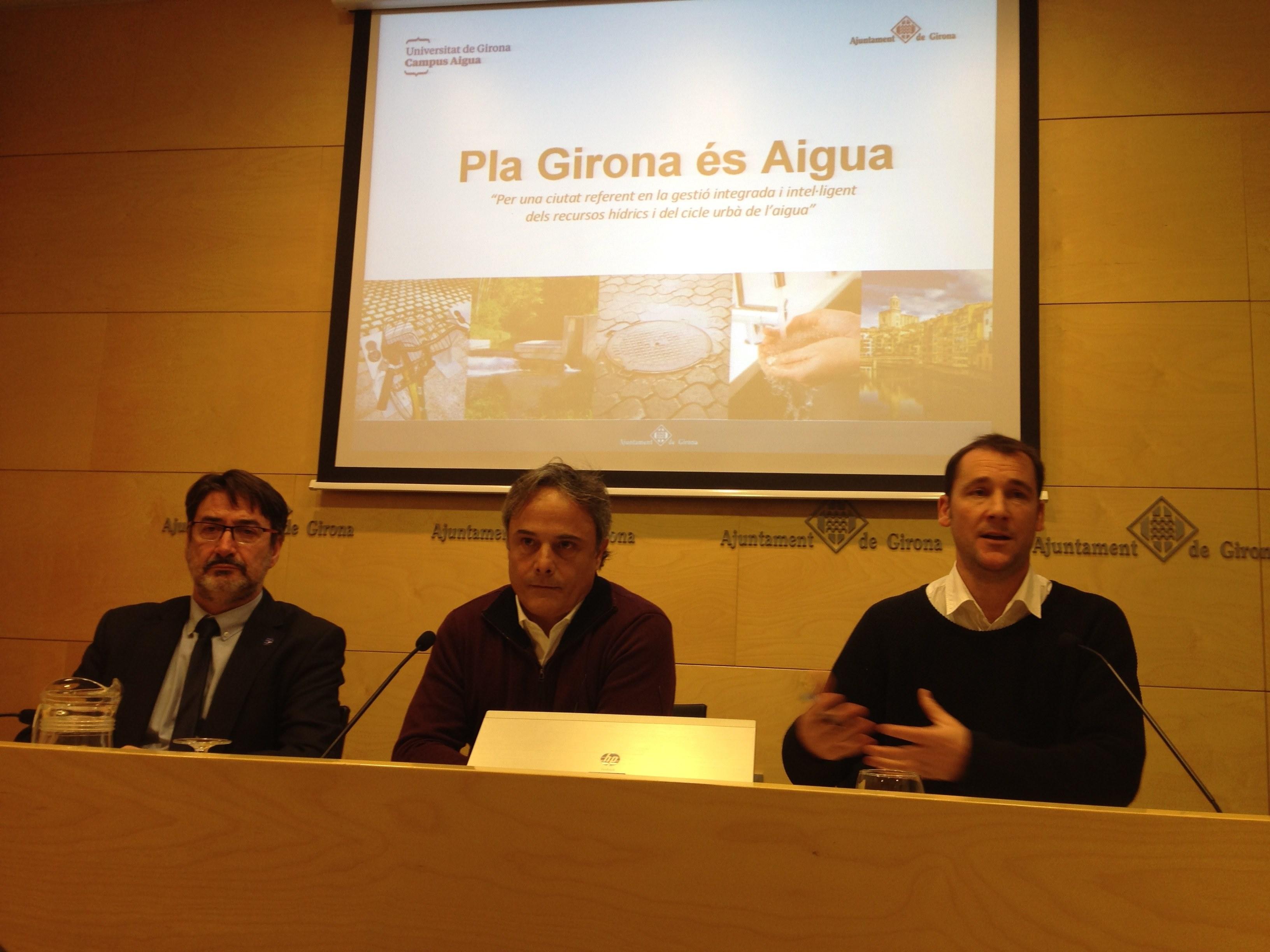 El Campus Aigua defineix el full de ruta per convertir Girona en «referent» en la gestió de l'aigua