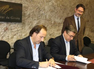 La UdG i El Celler de Can Roca creen el Centre d'Innovació en Gastronomia de Girona