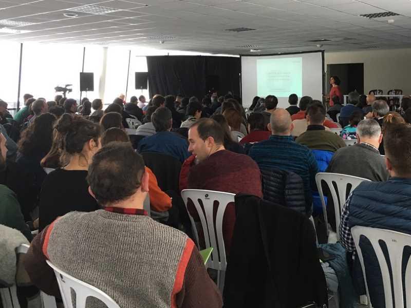 II Jornada de les Guilleries: Més de 170 persones es reuneixen per a parlar sobre el control biològic de plagues en espais verds.